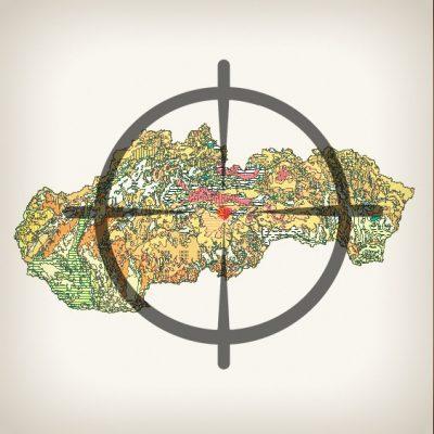 Mapovanie Slovenska