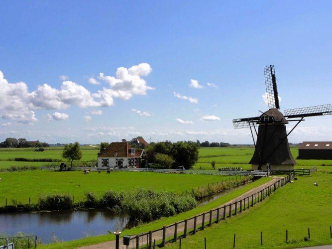 netherlands-landscape-sky-clouds-70846
